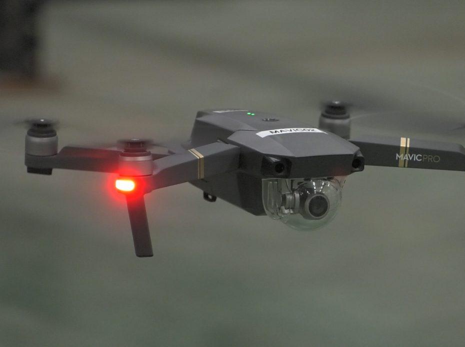 Drone et Logistqiue