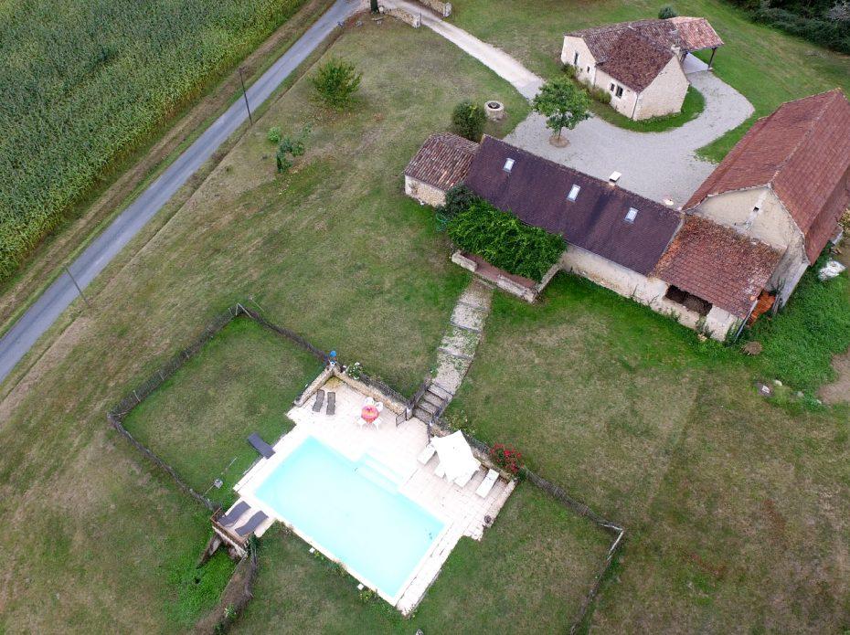 Gîtes en Dordogne